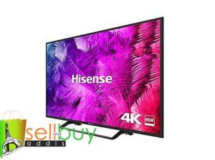 Hisense 55″ 4K Ultra HD Android Smart LED TV HDR1