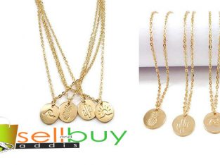 Necklace Set 4pcs