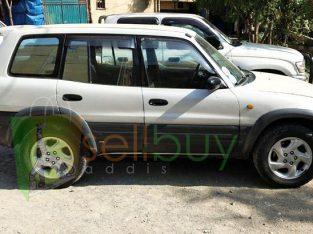 Toyota Rava 4 1996